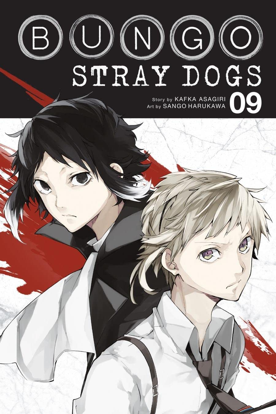 Bungo Stray Dogs Vol. 9