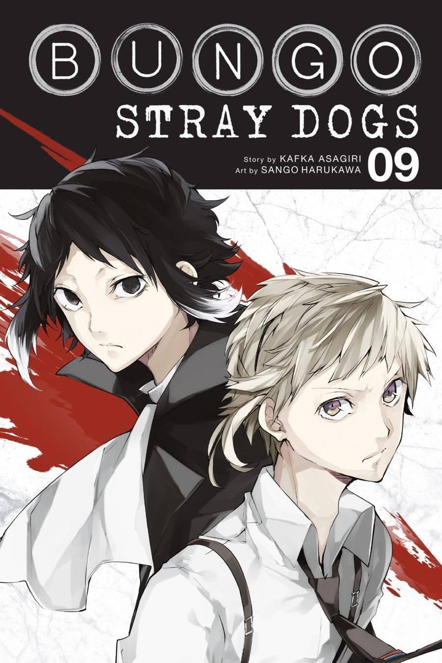 Bungo Stray Dogs Vol  9 - Comics by comiXology