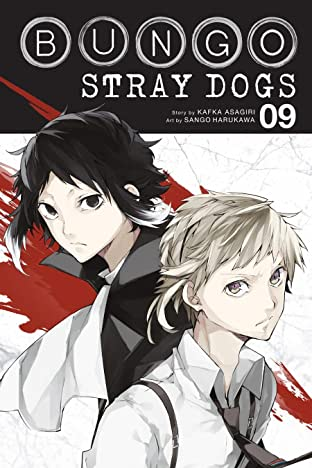 Bungo Stray Dogs Tome 9