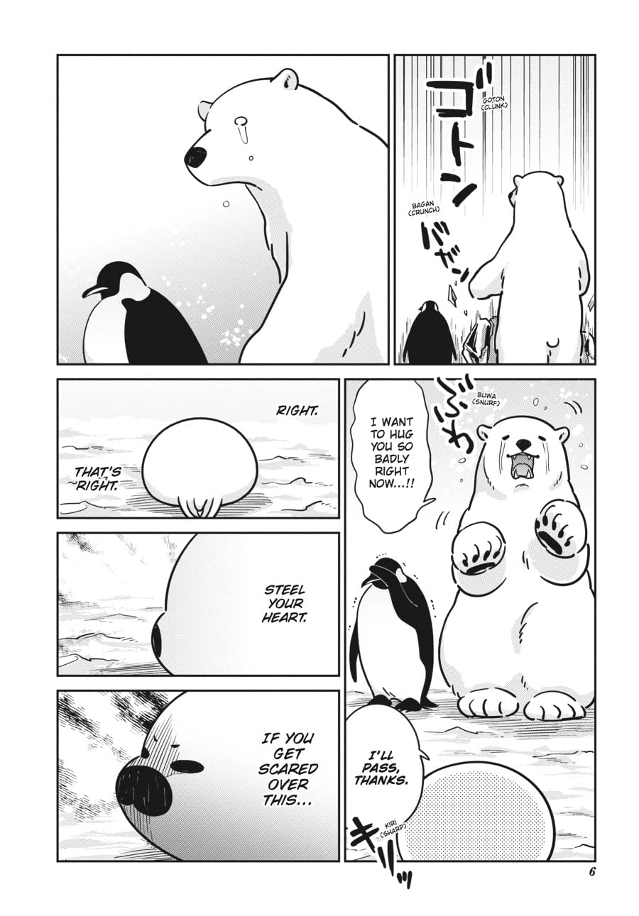 A Polar Bear in Love Vol. 4