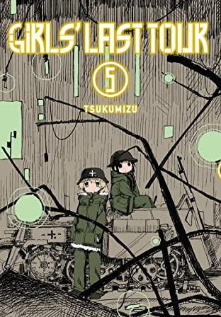 Girls' Last Tour Tome 5