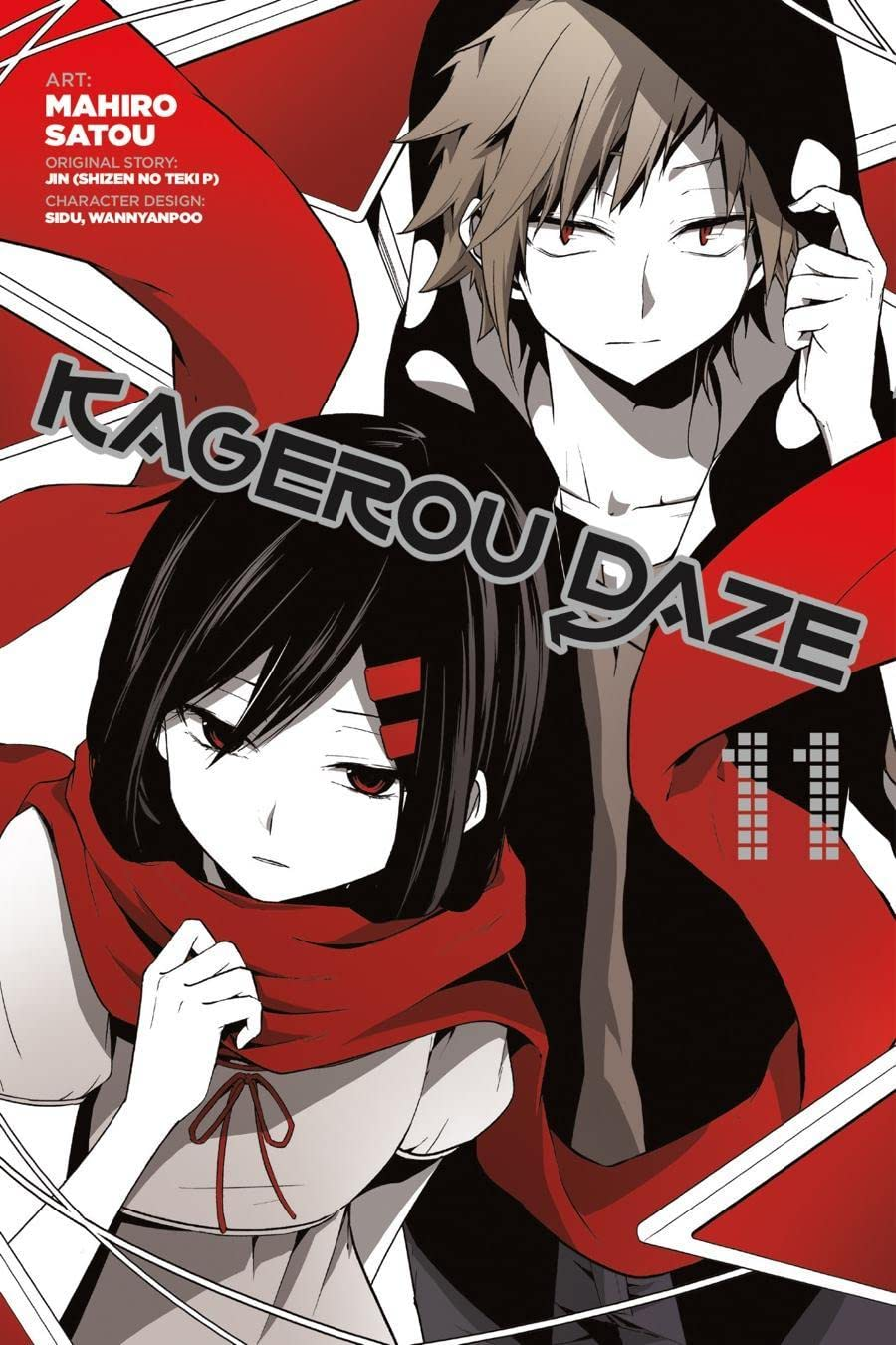 Kagerou Daze Vol. 11