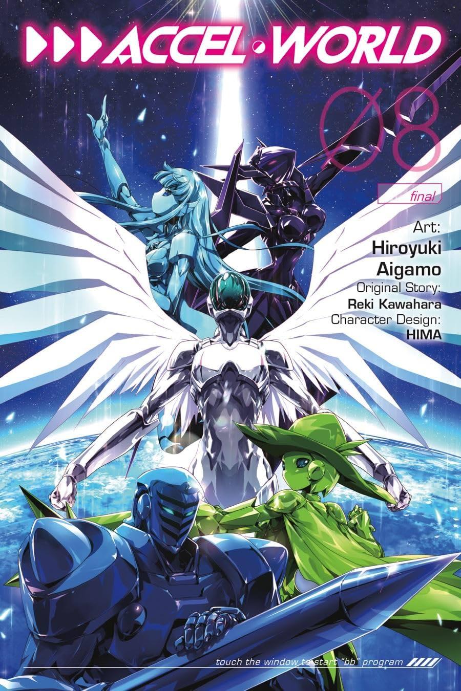 Accel World Vol. 8
