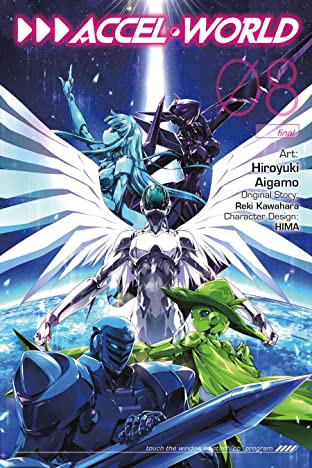 Accel World Tome 8
