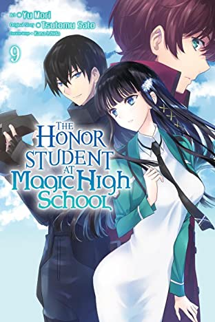 The Honor Student at Magic High School Vol. 9