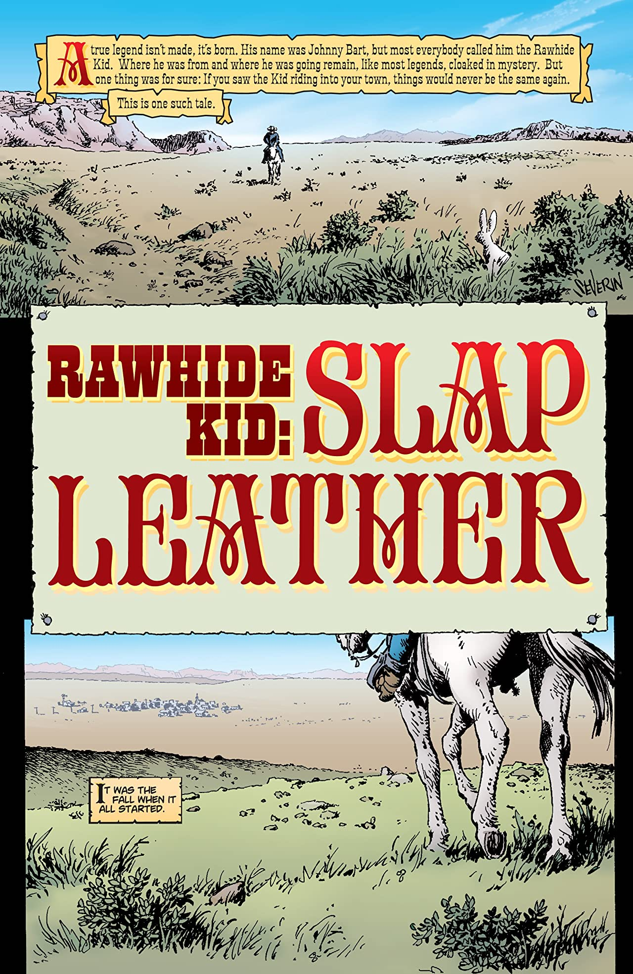 Rawhide Kid: Slap Leather