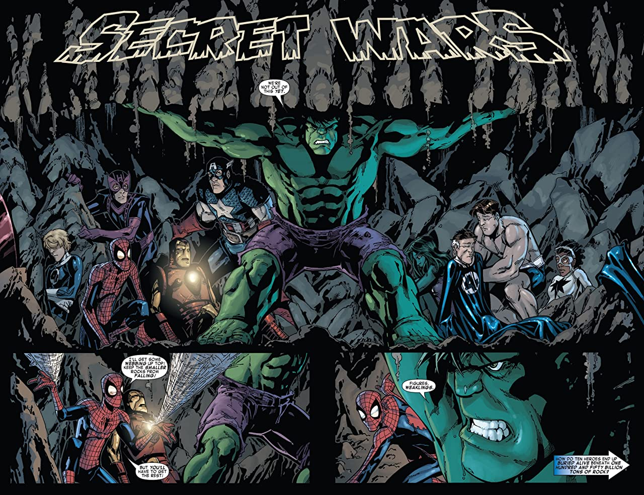 Spider-Man & The Secret Wars