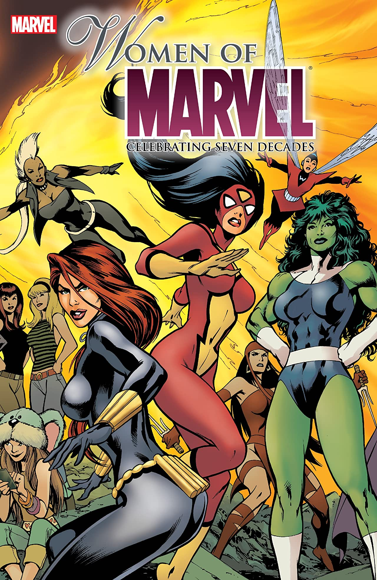 Women of Marvel: Celebrating Seven Decades