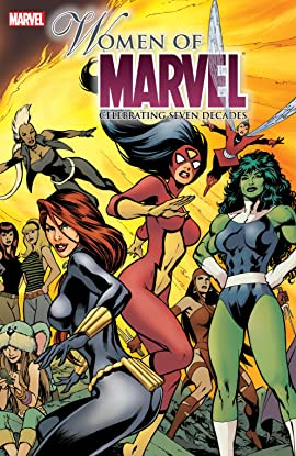 Women of Marvel: Celebrating Seven Decades