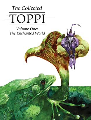 The Collected Toppi Vol. 1