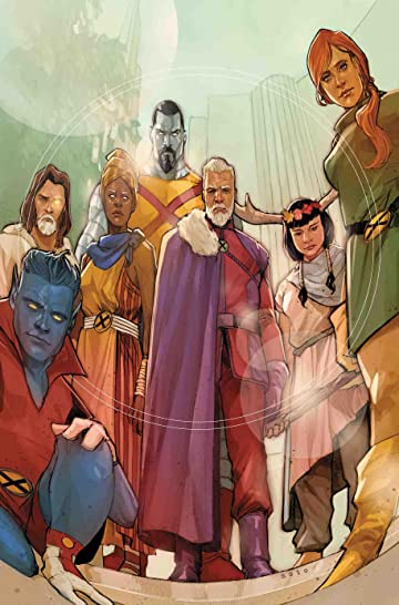 Age Of X-Man Alpha (2018) #1