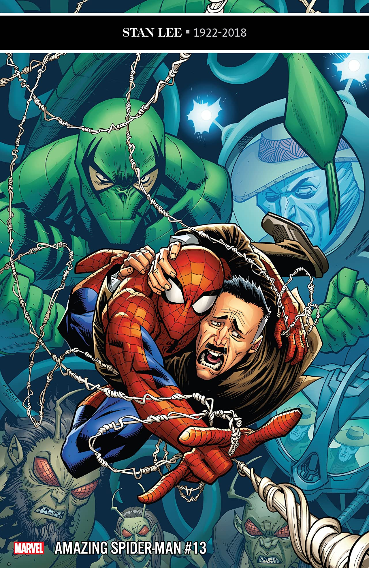 The Amazing Spider-Man - Tome 13