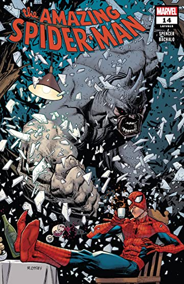 Amazing Spider-Man (2018-) #14