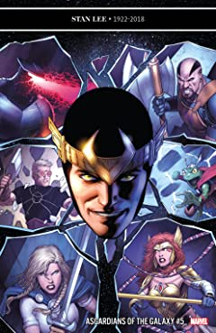 Asgardians of the Galaxy (2018-2019) No.5