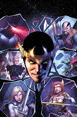 Asgardians of the Galaxy (2018-) #5