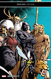 Avengers (2018-) No.12