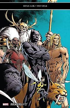 Avengers (2018-) #12