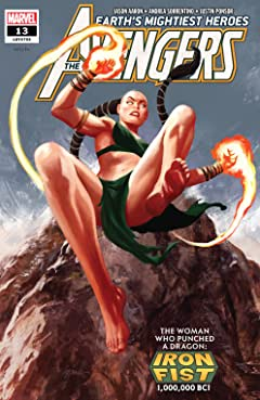 Avengers (2018-) #13