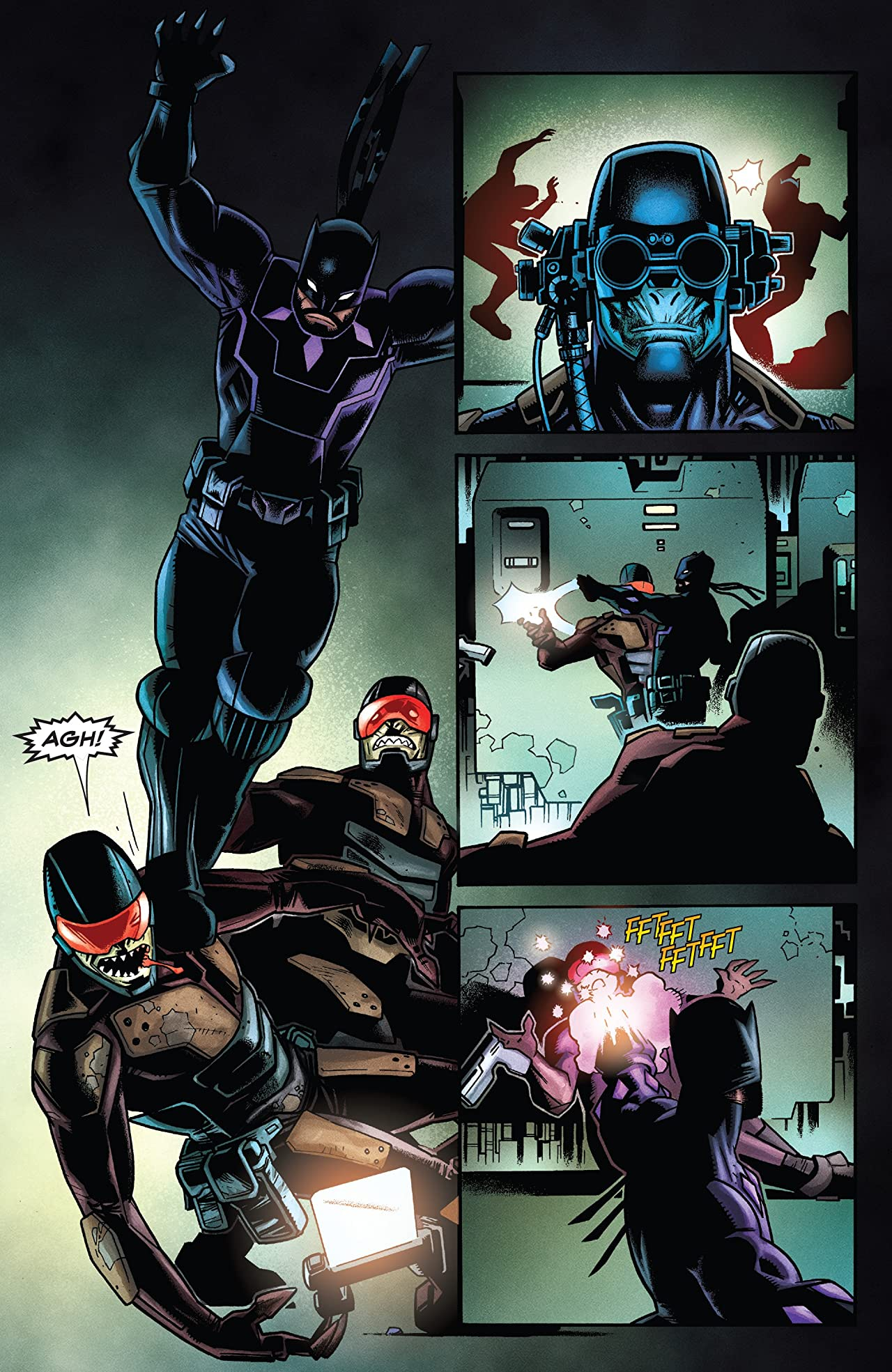 Black Panther (2018-) #8