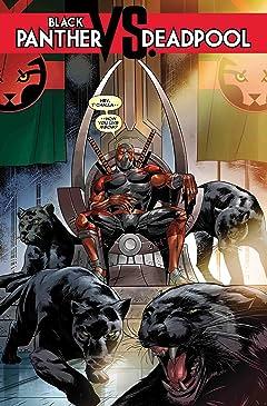 Black Panther vs. Deadpool (2018-2019) #4 (of 5)