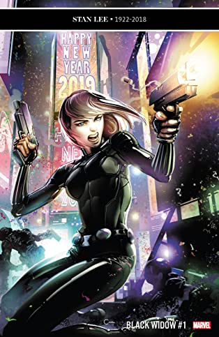 Black Widow (2019) #1 (of 5)