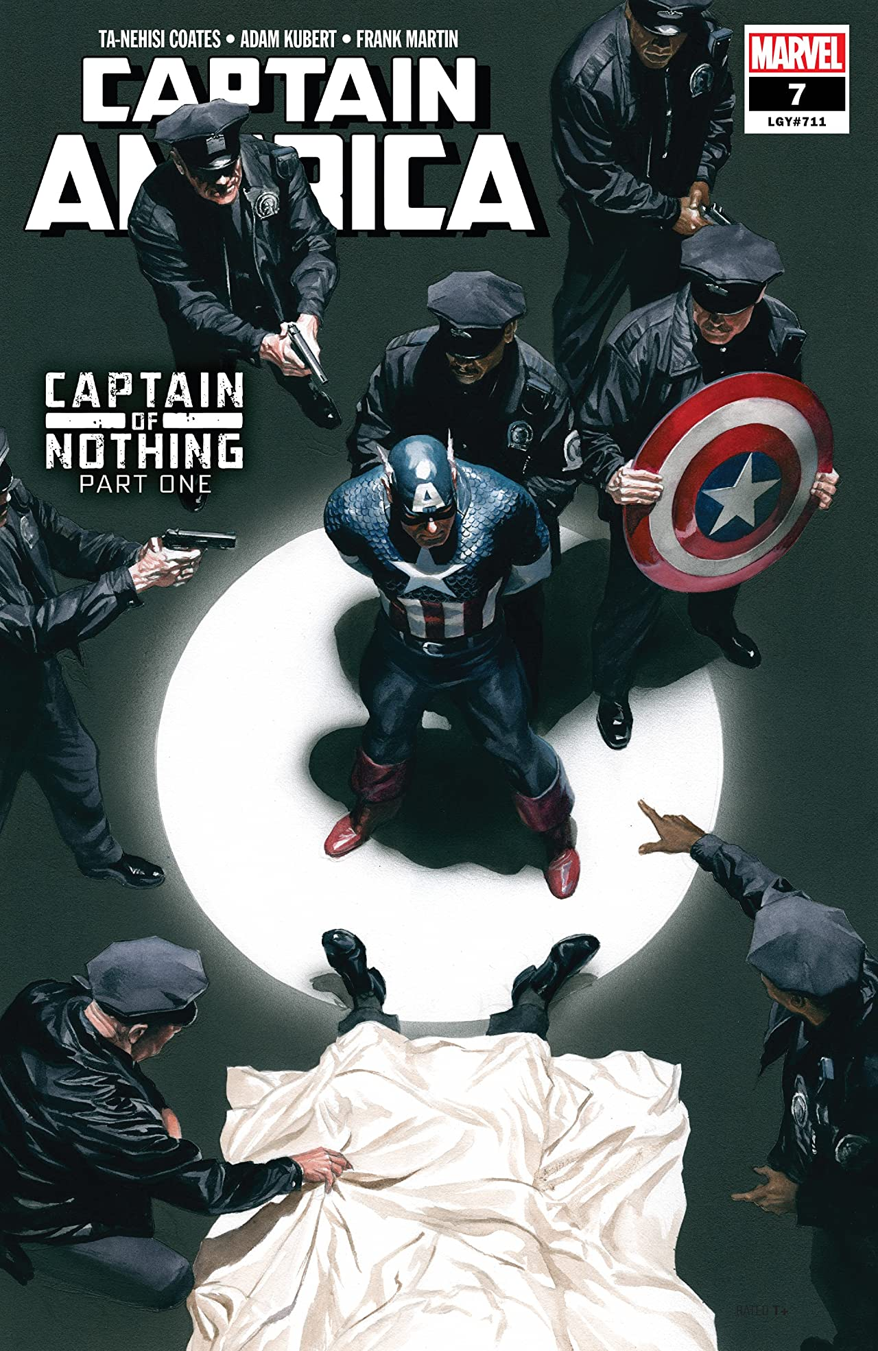 Captain America (2018-) No.7