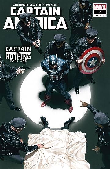 Captain America (2018-) #7