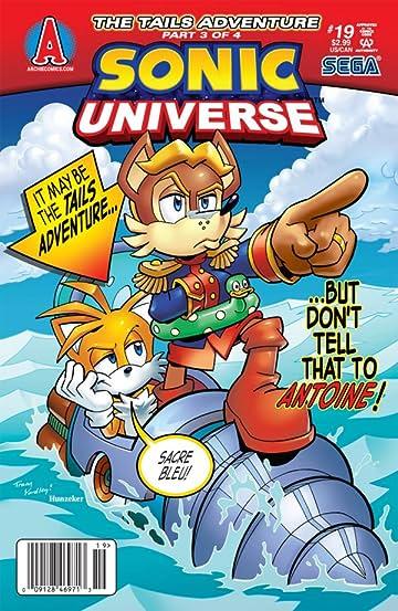 Sonic Universe #19
