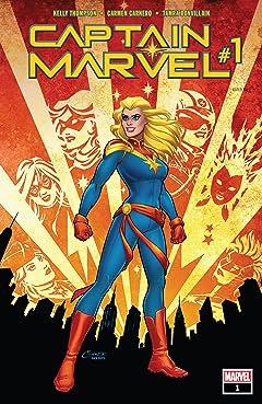Captain Marvel (2019-) No.1