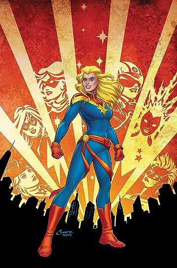 Captain Marvel (2019-) #1