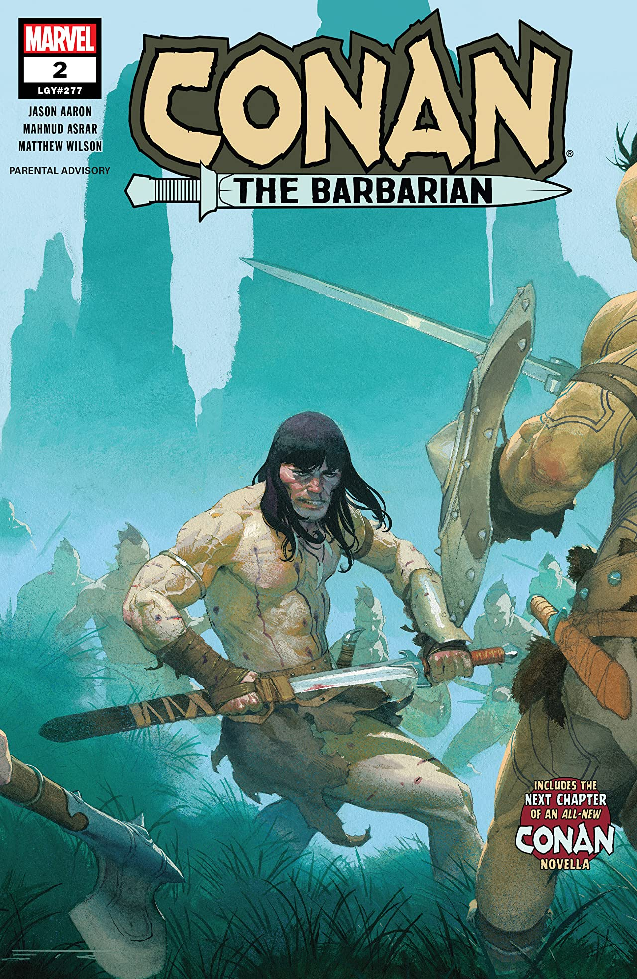 Conan The Barbarian (2019-) No.2