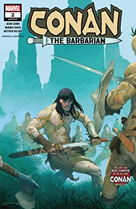 Conan The Barbarian (2019-) #2