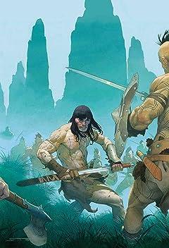 Conan The Barbarian (2019-) #2