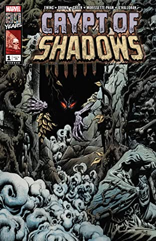 Crypt Of Shadows (2019) #1