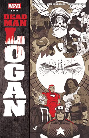 Dead Man Logan (2018-) No.3 (sur 12)