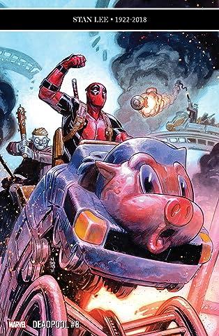Deadpool (2018-) #8