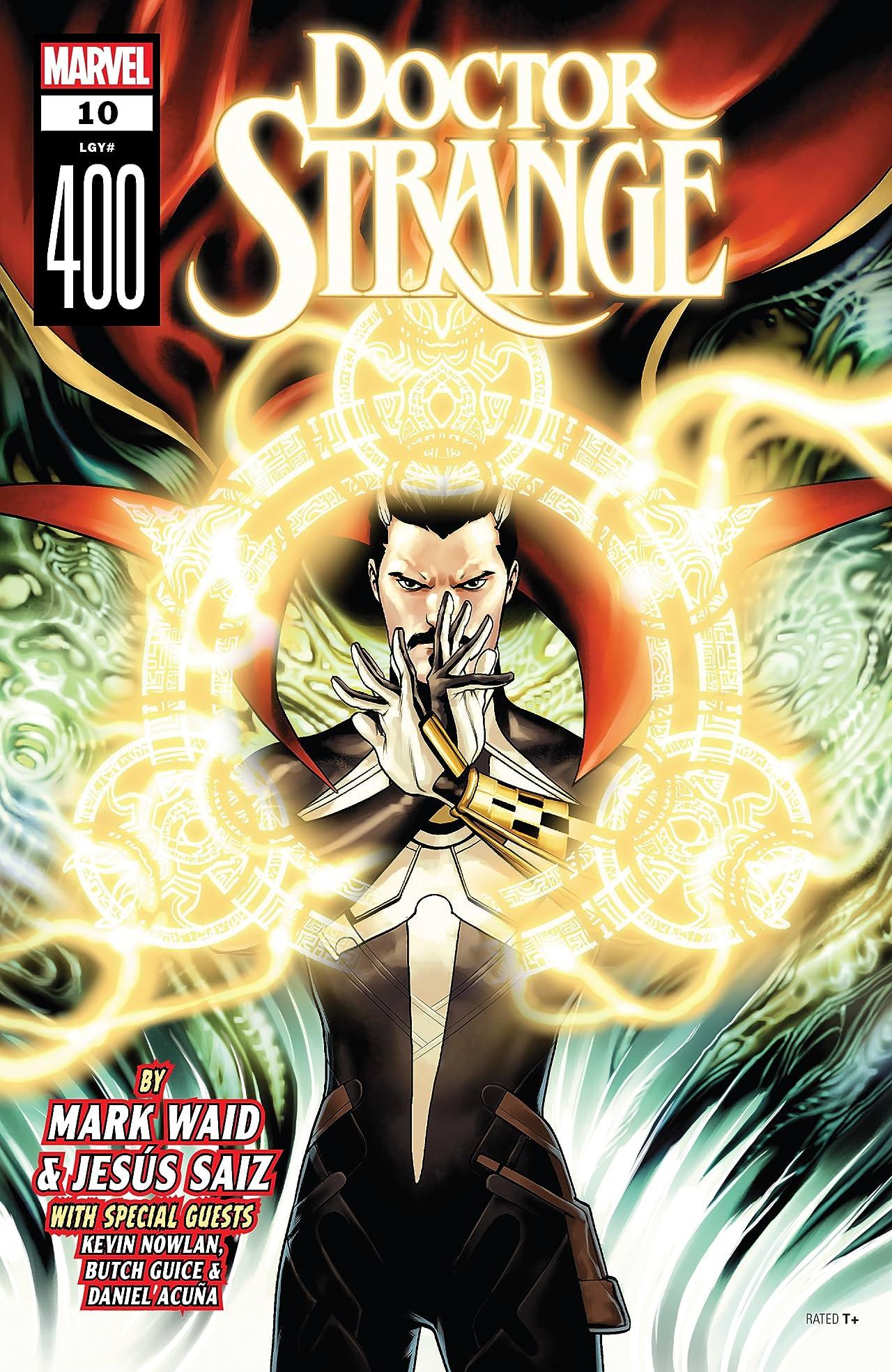 Doctor Strange (2018-) No.10