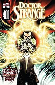 Doctor Strange (2018-2019) #10