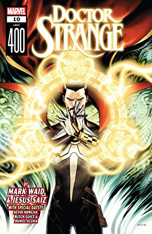Doctor Strange (2018-2019) No.10