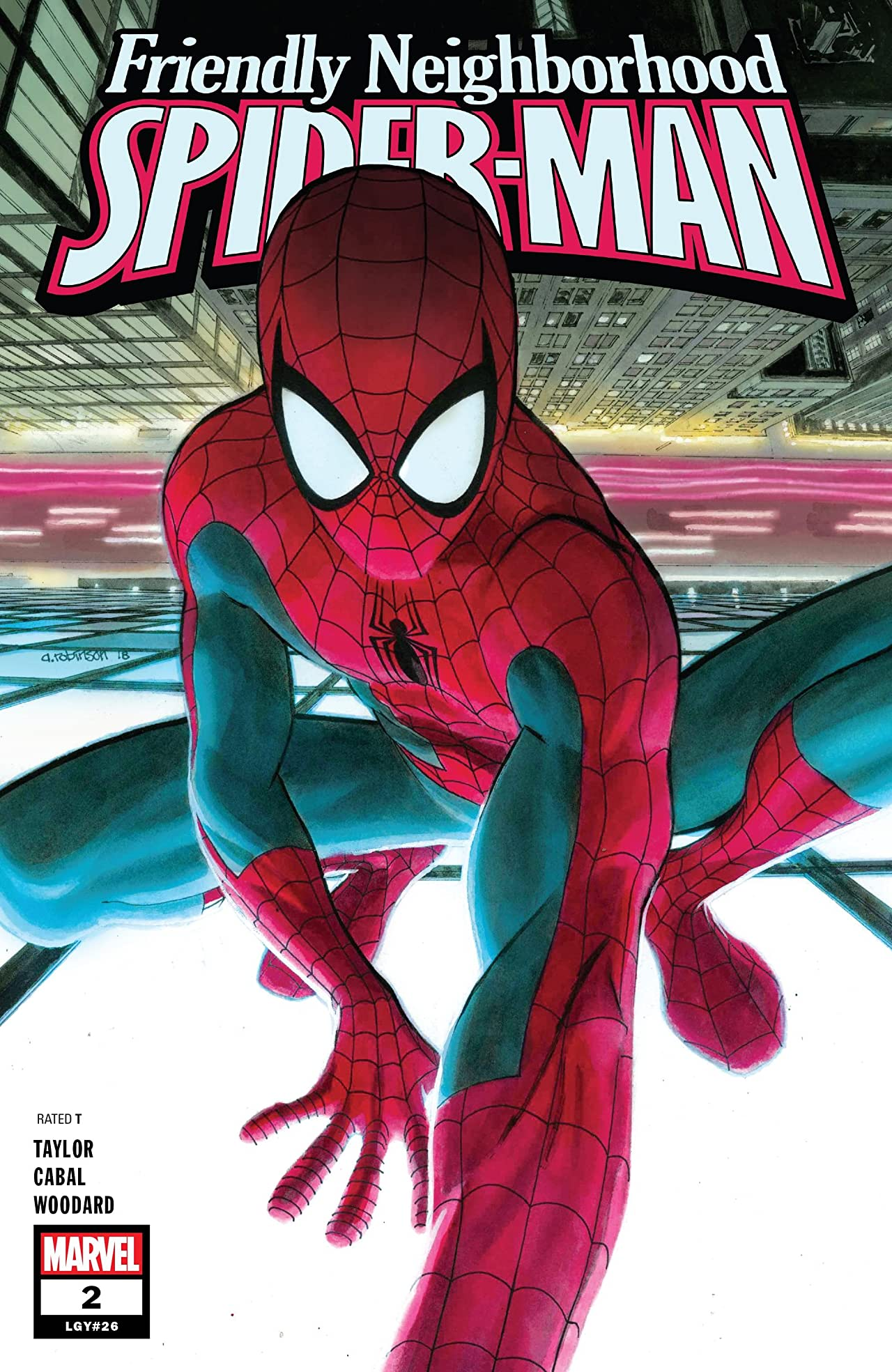 Friendly Neighborhood Spider-Man (2019-) No.2