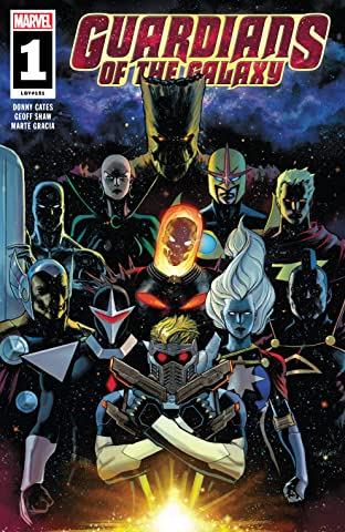 Guardians of the Galaxy (2019-) #1