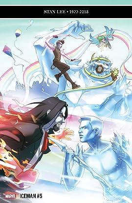 Iceman (2018-2019) #5