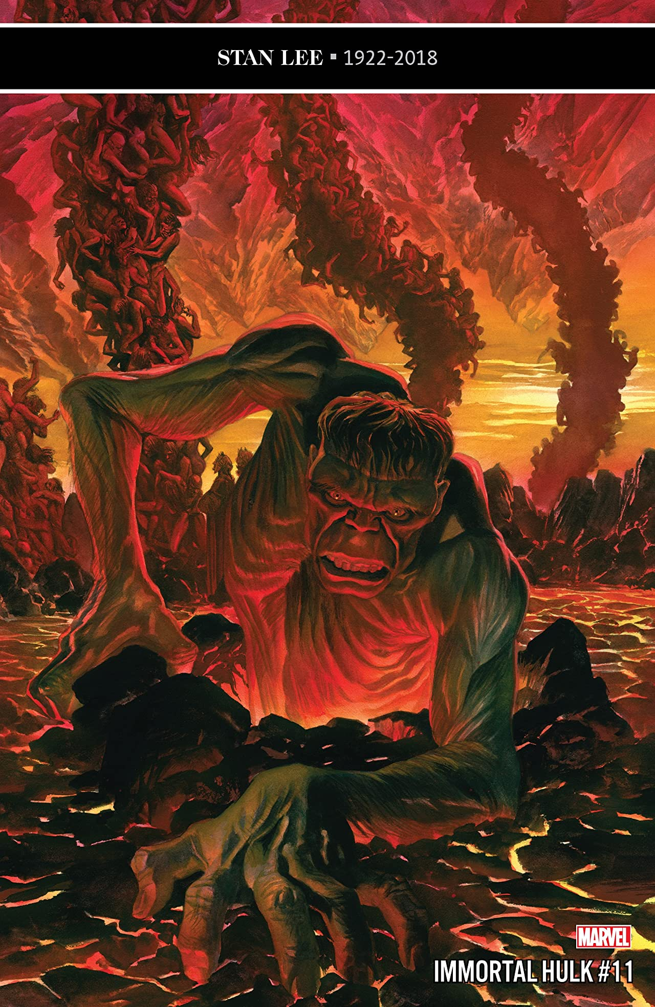 Immortal Hulk (2018-) No.11