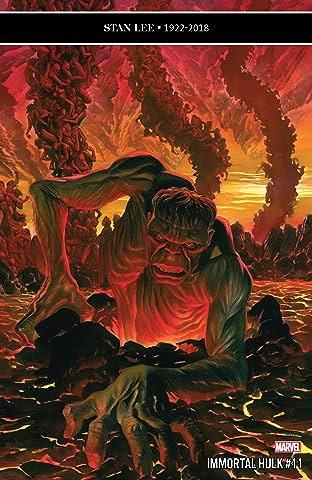 Immortal Hulk (2018-) No.11