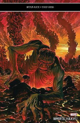 Immortal Hulk (2018-) #11