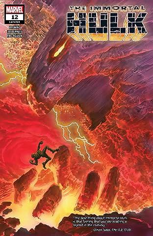 Immortal Hulk (2018-) No.12