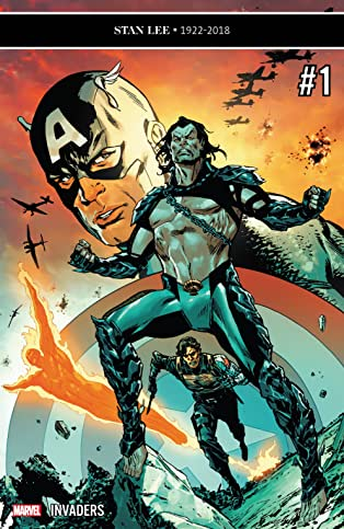 Invaders (2019-) #1