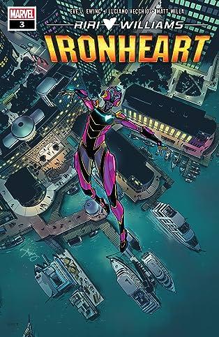 Ironheart (2018-) #3