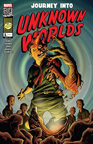 Journey Into Unknown Worlds (2019) #1
