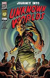 Journey Into Unknown Worlds (2019) #1